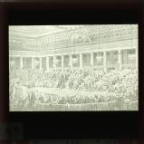 The abandonment of privileges at the National Assembly at the sitting on the night of Aug. 4th 1789