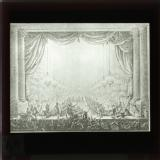 The orgy of the Garde du Corps in the opera hall at Versailles Oct. 1st 1789
