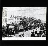 Procession of Charter 1842