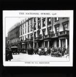 The National Strike, 1926: Outside the T.U.C. Headquarters