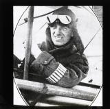 Captain Hope, a special air pilot at Croydon