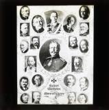 The Kaiser, Generals and Social Democrats mix