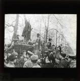 Spartacus demonstration