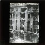 'Forward' offices damaged, Berlin