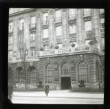 Hotel Eden, Berlin, 1919