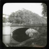 Canal Bridge over which was thrown the body of Rosa Luxemburg