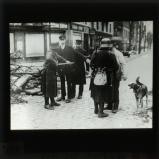 Searching in Hamburg, October 1923