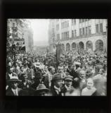 Dresden anti-fascist demonstration, August 1923