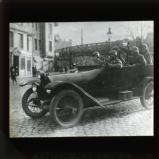 Dresden, October 1923: Storm troops [Reichswehr]