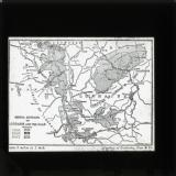 Briey (Map showing mining districts of the Lorraine and the Saar)