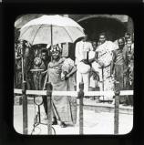 Sir Ofori Atta at opening of Takoradi Harbour