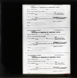 These sheets of tear-off forms were supplied free by the Government. On an employer filling in the particulars, the gov. traced and arrested the native deserter and subjected him to a state prosecution