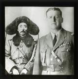 Sutton and Chang Tso-lin