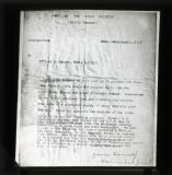 'Order of James Connolly, Commandant-General Insurgent Forces, issued from Headquarters at G.P.O.'