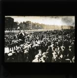 Funeral of the murdered Lord Mayor of Cork, Tomás MacCurtain, March 1920