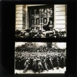 Protests outside Mountjoy Prison, Dublin