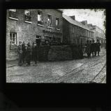 'A street scene in hospital'