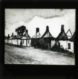 'Cottages at Balbriggan burned by Crown forces'