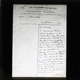 Royal Irish Constabulary Crime Department information sheet on ''sworn statements of outrages committed by 'Black & Tans' in Tipperary''