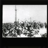 'Bloody Sunday' massacre, St Petersburg, 1905