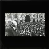 'Lenin's reception in Petrograd, 1917: First speech to the Petrograd workers'