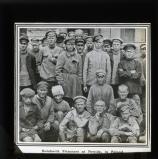 Bolshevik prisoners at Powidz, in Poland