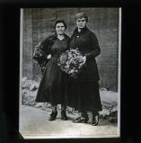 Women Bolsheviks in captivity