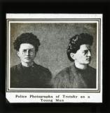 Police photographs of Trotsky, 1900
