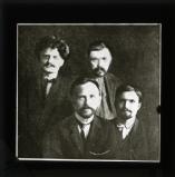 Presidential Bureau of Soviet of Workers Deputies: 1st Soviet of Workers Deputies in Petersburg, 1905