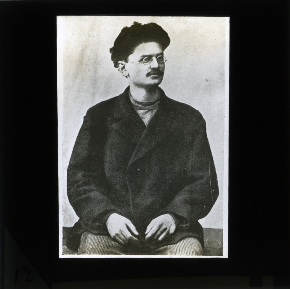 leon trotsky trial paper Glasgow university library special collections leon trotsky exhibition  the  aftermath of which brings trotsky and the other leaders of the soviet to trial in  1906  bukharin in editing the russian language paper, novy-mir (new world.