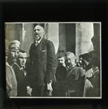 Russian Revolution - Chkheidze speaking (Menshevik leader)