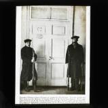 Trotsky's door in Smolny Institute