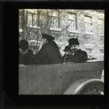 Trotsky at Brest-Litovsk - with Joffe & Pokrovsky