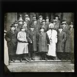 Russian trade delegation in Britain