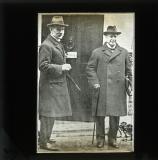 Christian Rakovsky and James Ramsay McDonald