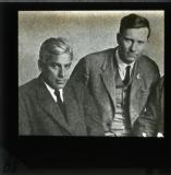 James P. Cannon and Max Eastman