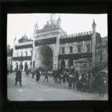 'Gate on Chinese Wall, Moscow'