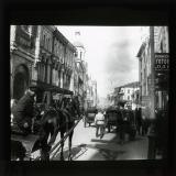 'Street scene, Moscow'