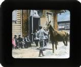 Brusilov with horses
