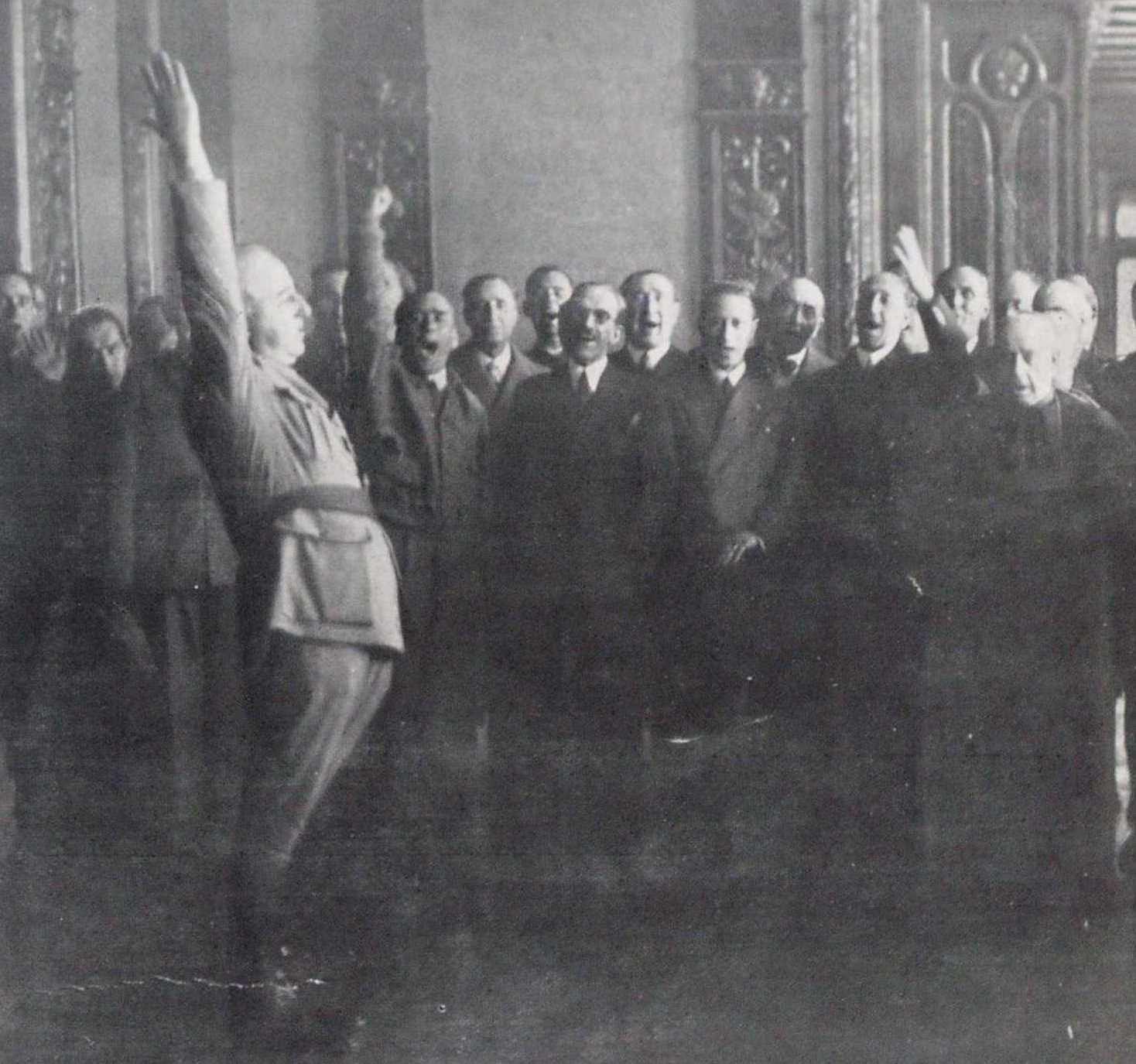 Image result for franco cabinet 1936