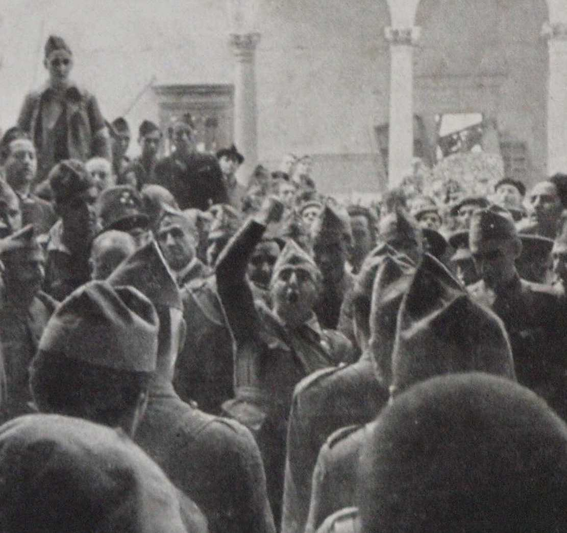 Coup Spain: Illustrated Timeline Of The Spanish Civil War (short