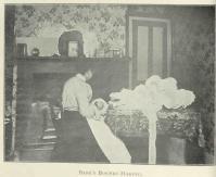 Baby's bonnet making