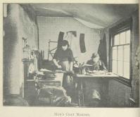 Men's coat makers