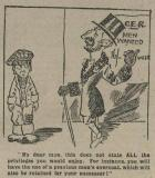 12 February 1915: third panel