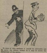 19 February 1915: third panel