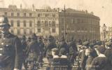 Liverpool strike, 1911: Birmingham police arrive