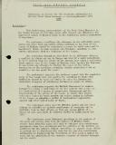 West Ham Trades Council resolution, 1935