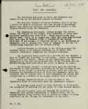 Italy and Abyssinia: press statement, 1935