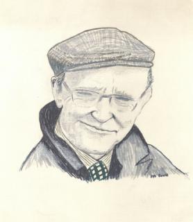 Portrait of Jack Jones, trade union leader (625/4/18)
