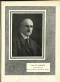 1928: W. Holmes, General Secretary, National Union of Agricultural Workers